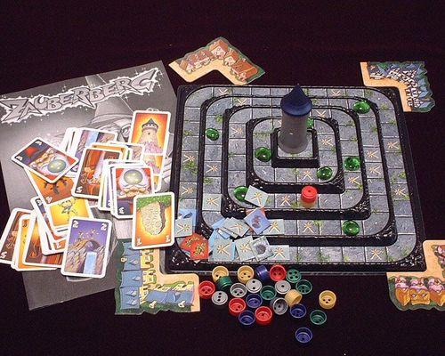Board Game: Magic Hill