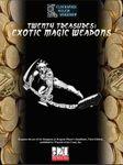 RPG Item: Twenty Treasures: Exotic Magic Weapons