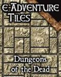 RPG Item: e-Adventure Tiles: Dungeons of the Dead