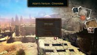 Video Game: Adam's Venture Chronicles