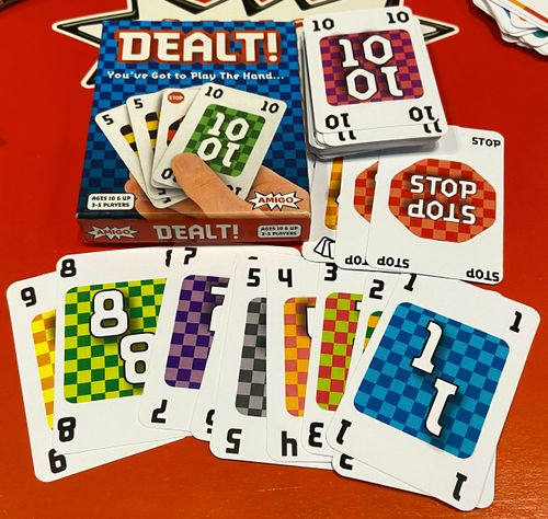 Board Game: Dealt!