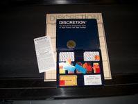 Board Game: Discretion