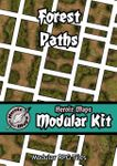 RPG Item: Heroic Maps Modular Kit: Forest Paths