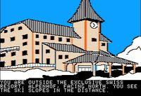 Video Game: The Alpine Encounter