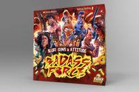 Board Game: Badass Force