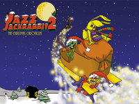 Video Game: Jazz Jackrabbit 2: The Christmas Chronicles