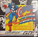 Video Game: Captain America in: The Doom Tube of Dr. Megalomann