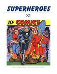 RPG Item: Superheroes X!