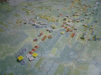 Board Game: River of Death: Battle of Chickamauga, September 19-20, 1863