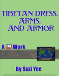 RPG Item: Tibetan Dress, Arms & Armor