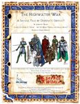 RPG Item: Savage Tales 07: The Highwater War