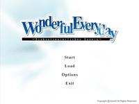 Video Game: Wonderful Everyday ~Diskontinuierliches Dasein~