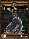 RPG Item: Mini-Dungeon Collection 075: The Garden of Death (5E)