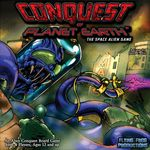 Board Game: Conquest of Planet Earth: The Space Alien Game