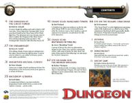 Issue: Dungeon (Issue 182 - Sep 2010)