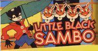Board Game: Little Black Sambo