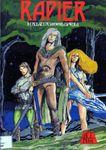 RPG Item: RAPIER - Haltiaroolipeli