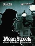RPG Item: Mean Streets Expanded