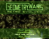 Video Game: Geometry Wars