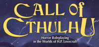 RPG: Call of Cthulhu (7th Edition)