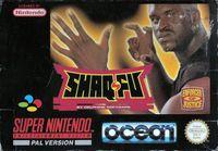 Video Game: Shaq Fu