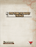 RPG Item: Tome of Manly Things