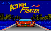 Video Game: Action Fighter