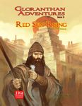 RPG Item: Gloranthan Adventures Issue 2: Red Sun Rising