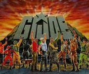 Board Game: G.I. Joe: Battle for DC