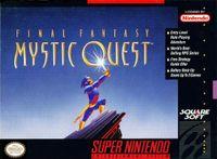 Video Game: Final Fantasy: Mystic Quest