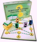 Board Game: Worst Case Scenario: The Game of Surviving Life