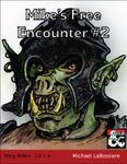 RPG Item: Mike's Free Encounters #02: Worg Riders
