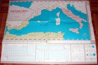 Board Game: The Punic Wars: Rome vs Carthage, 264-146 B.C.