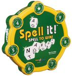 Board Game: Spell it!