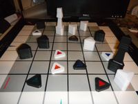 Board Game: Stealth