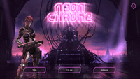 Video Game: Neon Chrome