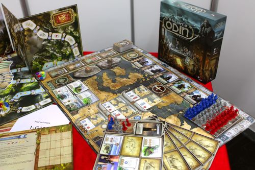 Board Game: In the Name of Odin