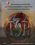 RPG Item: 1993 TSR Master Catalog - Collector's Edition