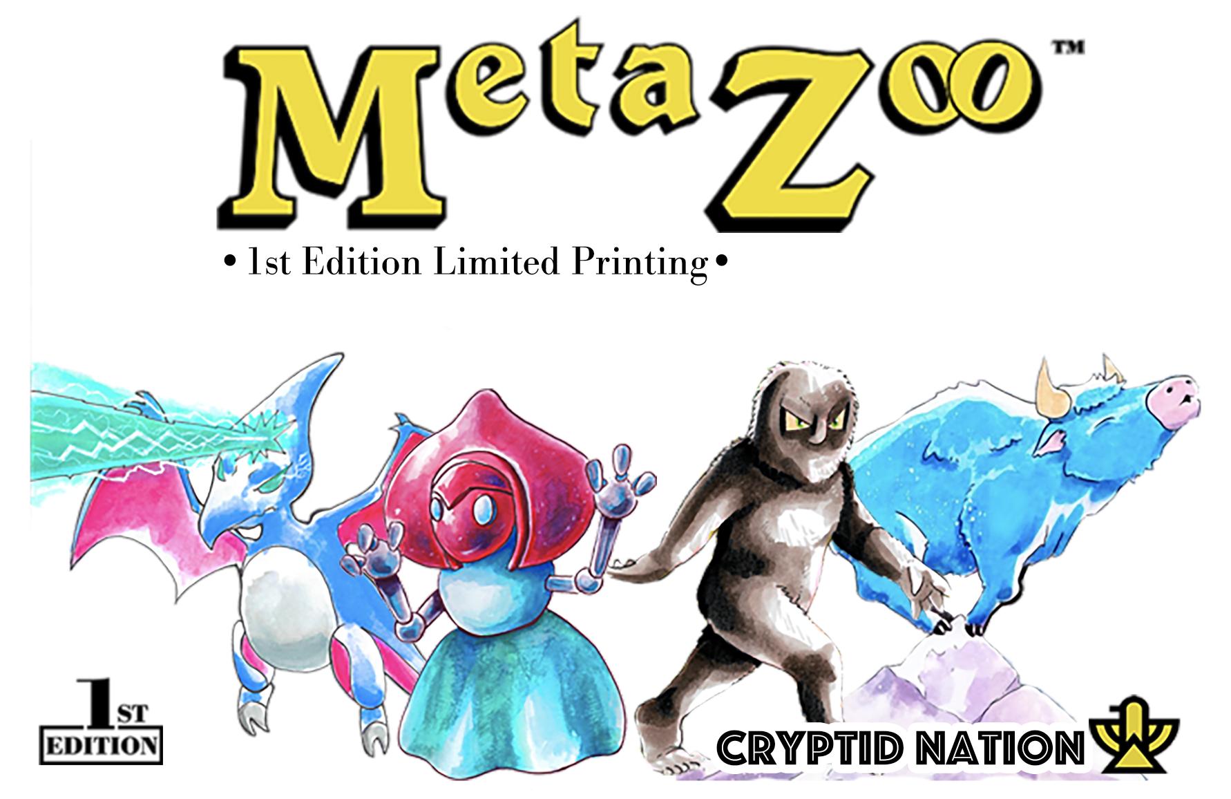 MetaZoo: Cryptid Nation