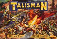 Board Game: Talisman (Third Edition)