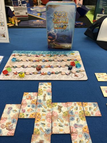 Board Game: ECO: Coral Reef