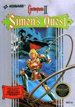 Video Game: Castlevania II: Simon's Quest