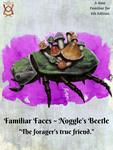 RPG Item: Familiar Faces: Noggle's Beetle