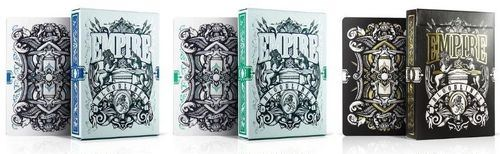 Empire Playing Cards deck