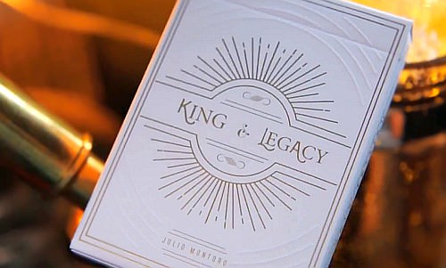 King & Legacy marked deck