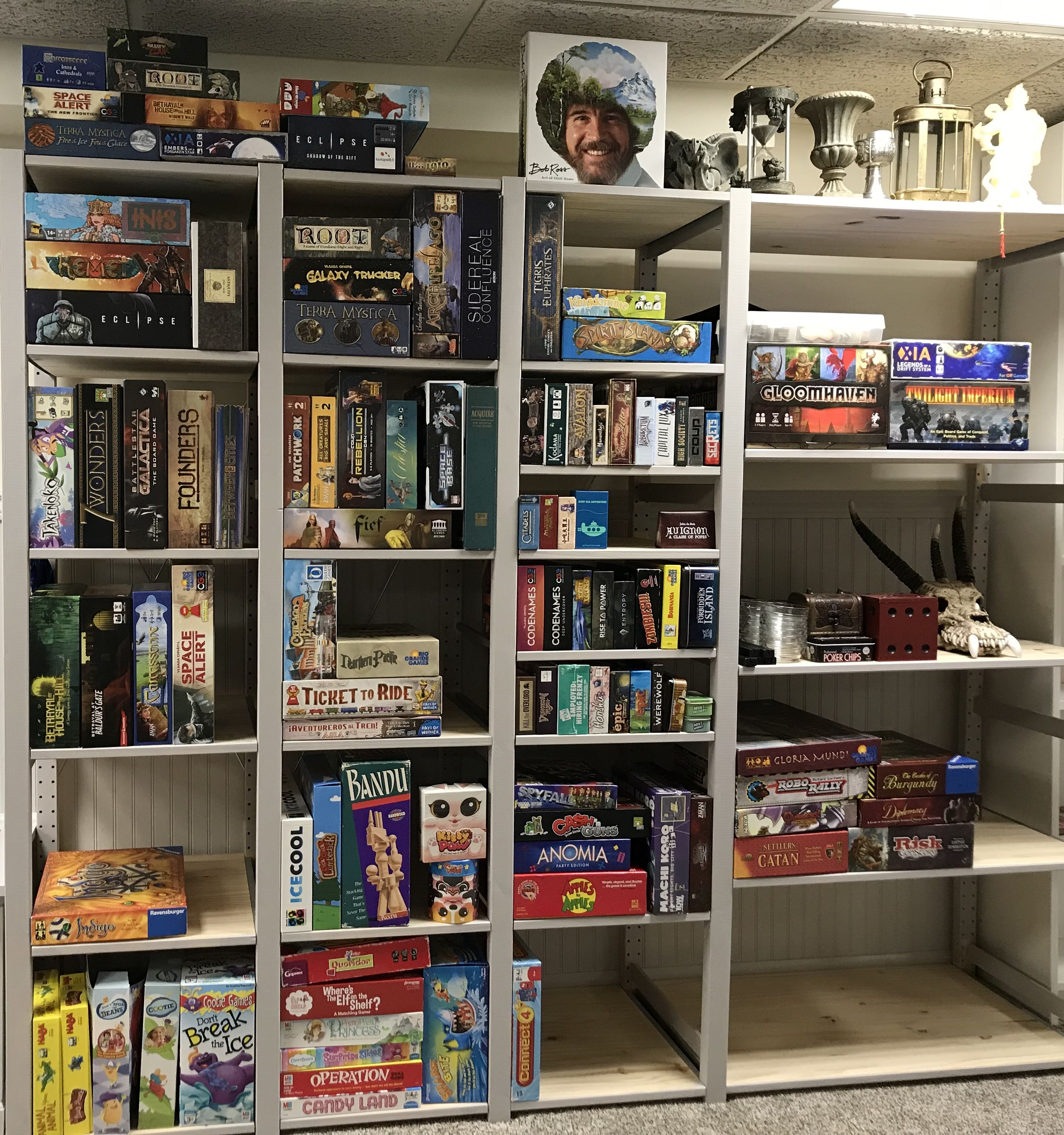 Poll Game Storage Ikea Bookcases Billy Or Kallax Or