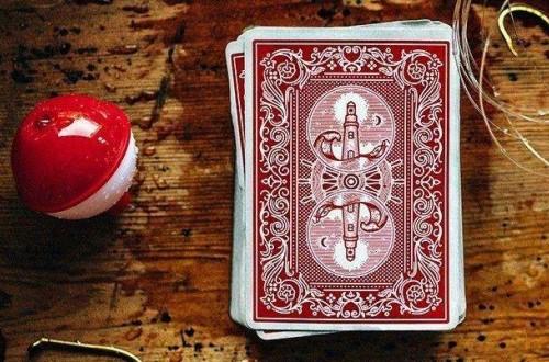 cartes à jouer gardien
