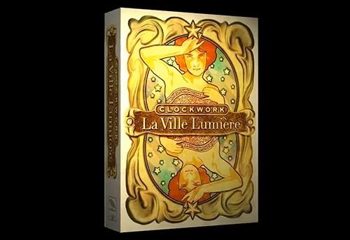 Clockwork La Ville Lumiere Deck