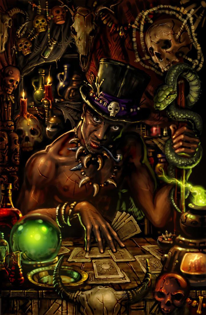 Theme discussion: voodoo | BoardGameGeek | BoardGameGeek
