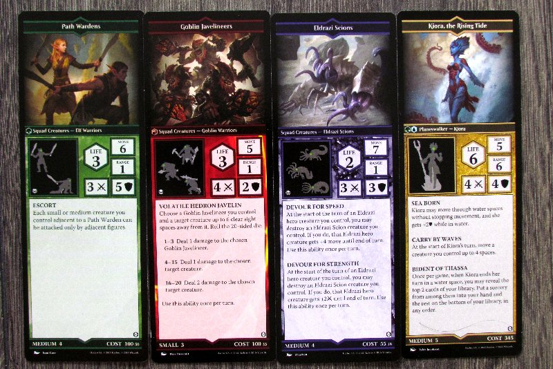 Review #251 by Deskovehry: Magic: The Gathering – Arena of ... Planeswalker Arena
